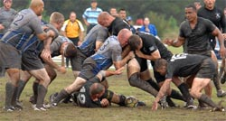 Picture of Rugby Ruck